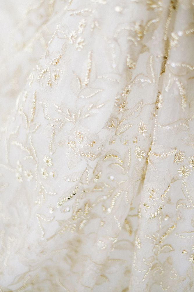 wedding dress nicole falicia couture detail